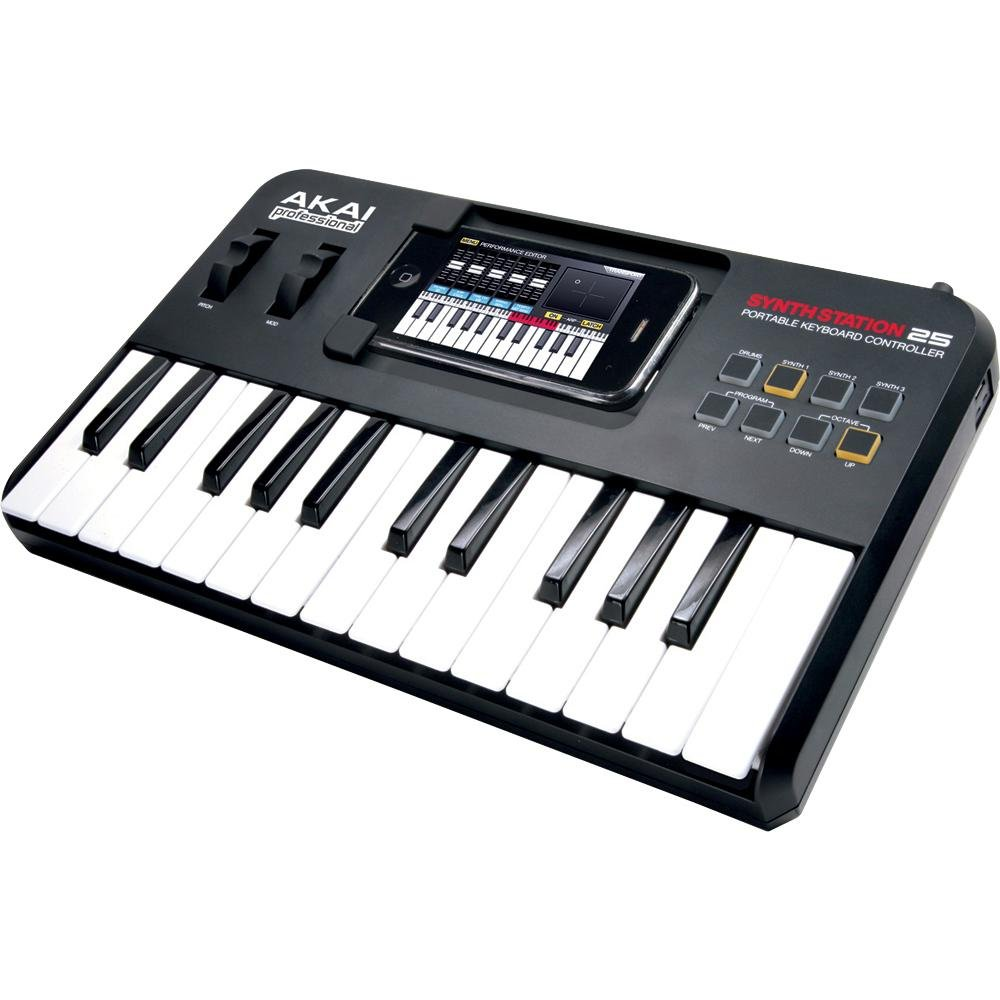 compact midi controller keyboard how to bring home the right one keyboards guitars amps. Black Bedroom Furniture Sets. Home Design Ideas