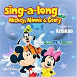 Sing Along with Mickey, Minnie and Goofy: Arianne