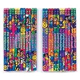 Raymond Geddes Incentive Pencils 144 Pack (64244)
