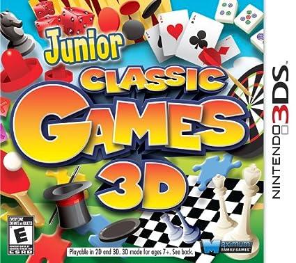 Junior Classic Games 3D