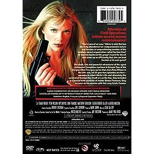 La Femme Nikita: Complete Second Season [Import USA Zone 1]