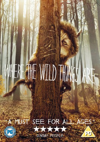 Where The Wild Things Are [DVD] [2009]