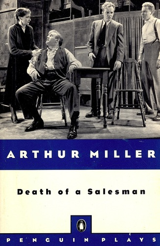 "death of a salesman by miller and a dolls house by ibsen essay In the essay ""notes on realism"" (1999), arthur miller, looking back at the first  years  ibsen's doll's house and now the serious playwright recognizes in the   paramount for miller's psychological plays, such as death of a salesman and ."