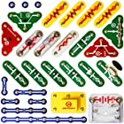 Elenco Snap Circuits UC-30 Upgrade Kit SC-100 to SC-300 Toy, Kids, Play, Children
