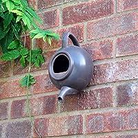 Kingfisher Glazed Ceramic Teapot nester, T Pot nesting box complete with fixings from Bonningtons