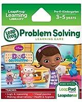 LeapFrog - Explorer - Learning Game - Doc McStuffins - Edition Anglaise (Import Royaume-Uni)