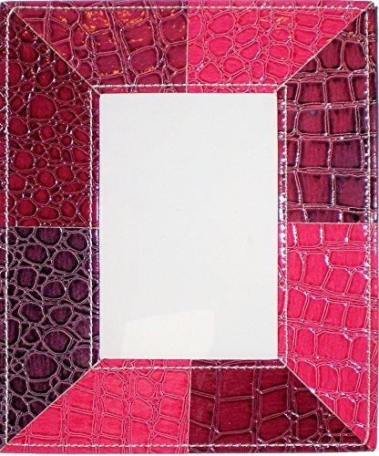 agujas-de-her-marco-de-fotos-marco-de-fotos-colour-morado-colour-rosa-kroko-optik-tamano-23-x-18-cm-