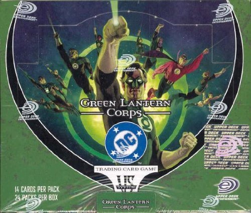 Green Lantern Trading Cards photo