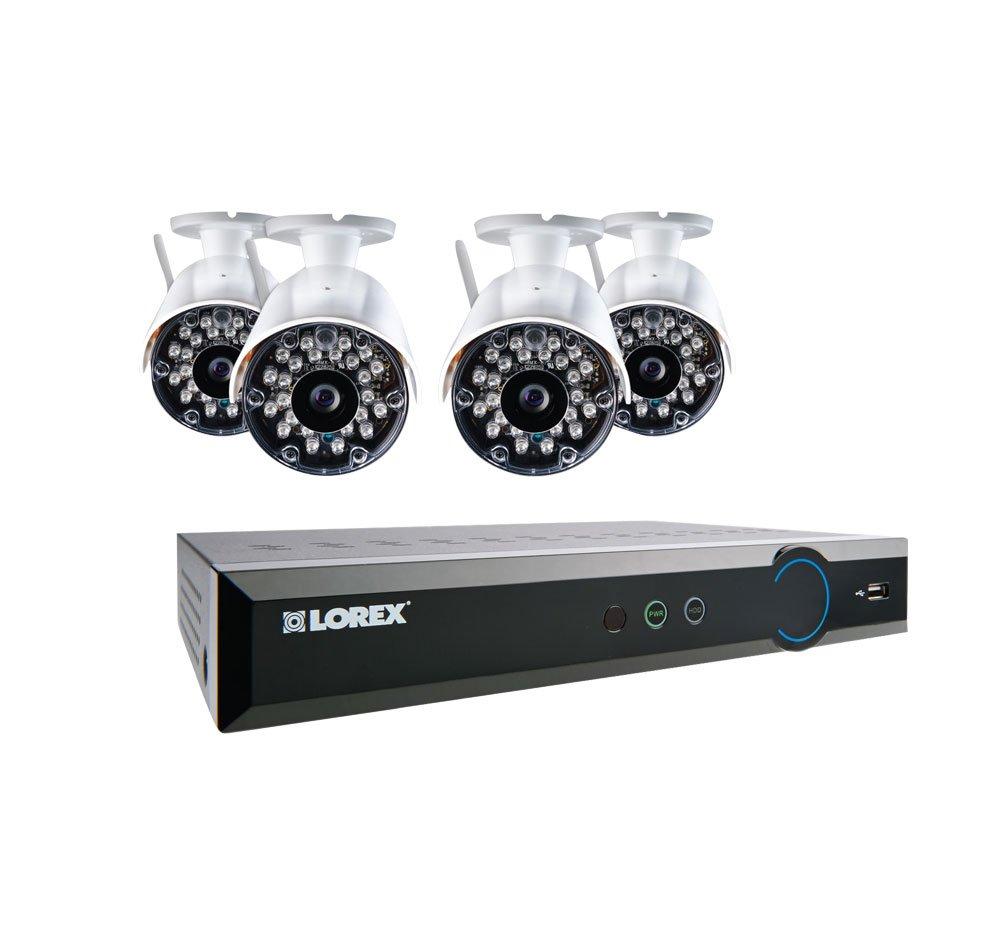 best wireless security camera system 2018. Black Bedroom Furniture Sets. Home Design Ideas
