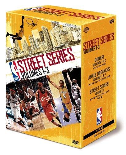NBA ストリートシリーズ / BOX 1, Vol.1-3 (5枚組) [DVD] -