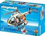 Toy - PLAYMOBIL 5542 - L�schhubschrauber
