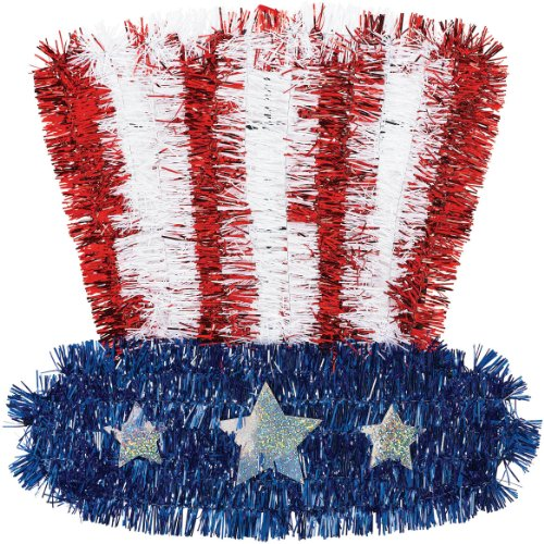 HAT TINSEL UNCLE SAM