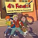 4 1/2 Freunde und der Panther im Pausenhof (4 1/2 Freunde 2) Hörbuch von Joachim Friedrich Gesprochen von: Tobias Kern