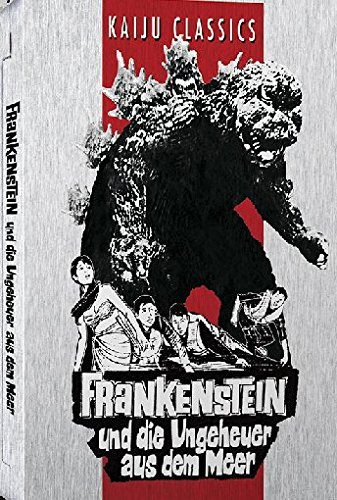 Frankenstein und die Ungeheuer aus dem Meer [2 DVDs]