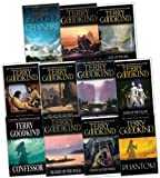 Terry Goodkind Terry Goodkind Sword of Truth 11 Books Collection Pack Set RRP: £103.58 (Confessor, Chainfire, Phantom, Soul Of The Fire, The Pillars of Creation, Faith Of The Fallen, Debt of Bones, Temple Of The Winds, Blood Of The Fold , Wizard''s Firs