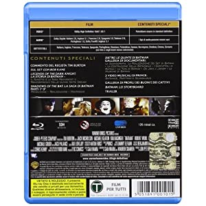 Batman [Blu-ray] [Import italien]