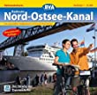 Quadrat-Spiralo BVA Radroute Nord-Ostsee-Kanal Die Stra�e der Traumschiffe Radwanderkarte 1:50.000