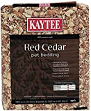 Kaytee Red Cedar Pet Bedding for Pet Cages, 1000 Cubic-Inch