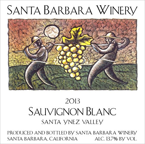 2013 Santa Barbara Winery Sauvignon Blanc 750 Ml
