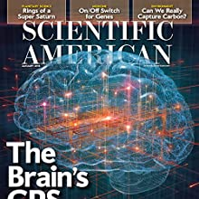 Scientific American, January 2016 Periodical by Scientific American Narrated by Mark Moran