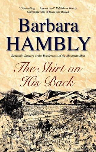 The Shirt On His Back (Benjamin January Mysteries)