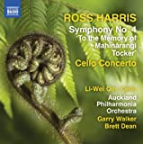 Ross Harris: Symphony No. 4 & Cello Concerto