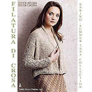 Filatura Di Crosa Knitting Patterns Spring Summer 2008