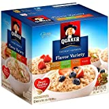 Quaker Instant Oatmeal Flavor Multi-Pack - 52 Packets