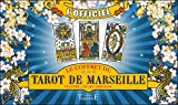 Le coffret du Tarot de Marseille - Livre + Jeu