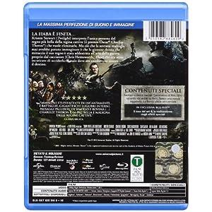 Biancaneve e il cacciatore [Blu-ray] [Import italien]