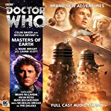 img - for Masters of Earth (Doctor Who) book / textbook / text book