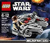 Lego, Star Wars Microfighters Series 1 Milennium Falcon (75030)