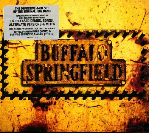 Buffalo Springfield - Buffalo Springfield (4xCD) - Zortam Music
