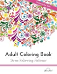 Adult Coloring Book Stress Relieving...