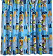 Character World Toy Story 3 Space 54-inch Curtains