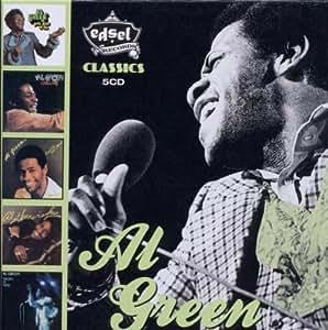 Al Green 5 CD Set