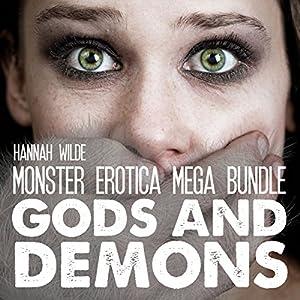 Monster Erotica Mega Bundle: Gods and Demons Audiobook