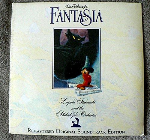 Walt Disney's Fantasia / 2 LP remastered