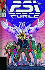 Psi-Force Classic Volume 1 TPB (Psi Force) (v. 1)