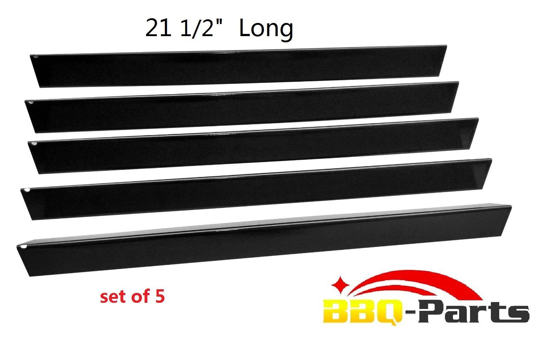"""7534 7535 21 5"""" Porcelain Steel Flavorizer Bars for Weber"""