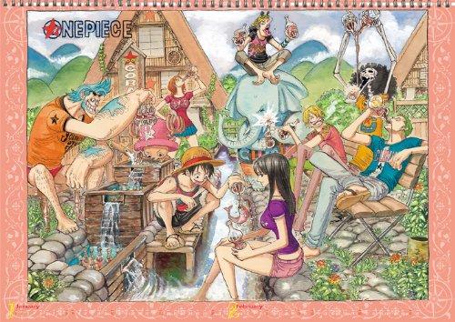 ONE PIECE コミックカレンダー2011 (SHUEISHA コミックカレンダー2011)