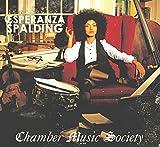ESPERANZA SPALDING Esperanza - Chamber Music Society [Japan LTD CD] UCCT-9031