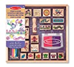 Melissa and Doug Stamp-A-Scene Fairy...