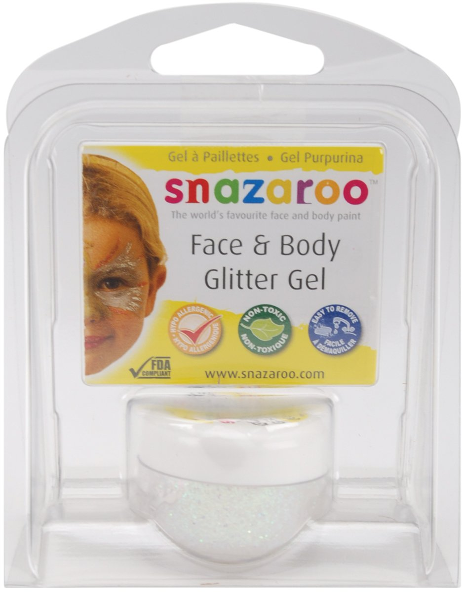 Star Dust Snazaroo Face & Body Glitter Gel 12ml/Pkg 1115-437 günstig online kaufen