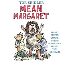 Mean Margaret (       UNABRIDGED) by Tor Seidler Narrated by Simon Jones