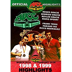 Highlights Of The ADCC 1998 & 1999 Tournament