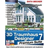 "3D Traumhaus Designer 7 Premium Suitevon ""Data Becker"""