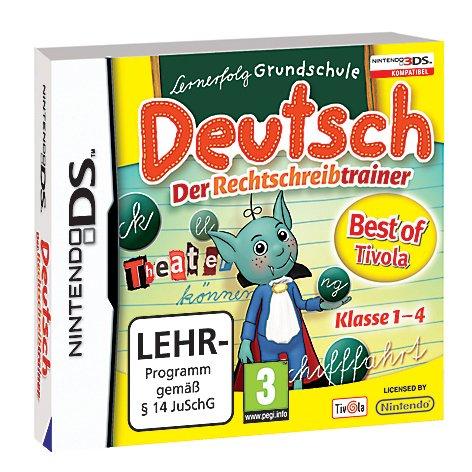 Best of Tivola: Lernerfolg Grundschule Deutsch - der Rechtschreibtrainer