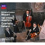 Quartetto Italiano - Die Mozart Streichquartette: La Caccia, Dissonanze, Hoffmeister, uvm.