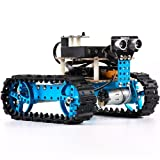 Makeblock DIY Starter Robot kit - Premium Quality - STEM Education - Arduino - Scratch 2.0 - Programmable Robot Kit for Kids to Learn Coding, Robotics and Electronics (Bluetooth Version)